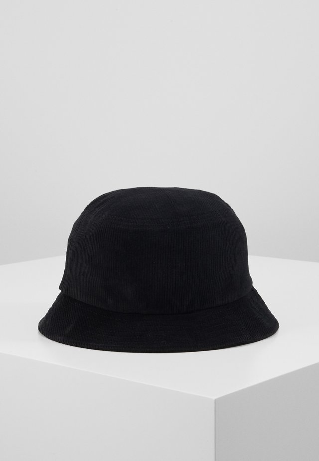 BUCKET HAT - Chapeau - black