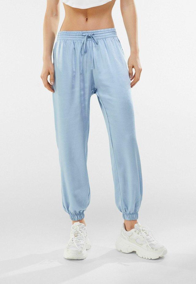 Pantalon de survêtement - light blue