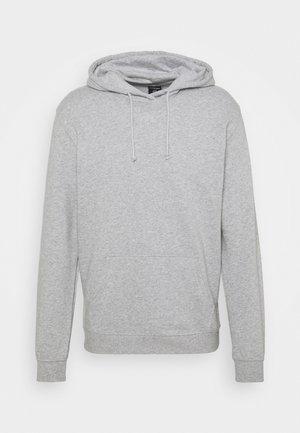 UNISEX ESSENTIAL - Hoodie - light grey