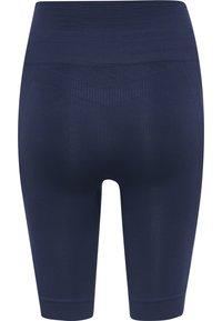 Hummel - SEAMLESS - Shorts - black iris - 2
