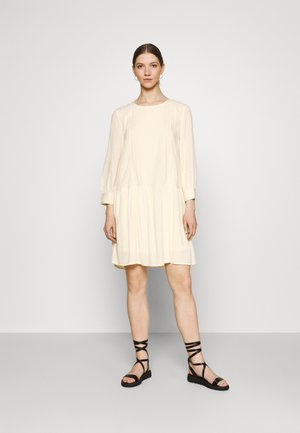 VMGIDGET 3/4 SHORT DRESS  - Day dress - birch