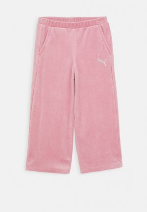 ALPHA PANTS - Tracksuit bottoms - foxglove