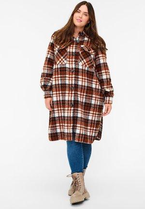 Classic coat - sequoia check