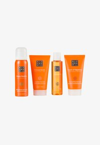 THE RITUAL OF HAPPY BUDDHA - REVITALIZING TREAT S - Bath and body set - -