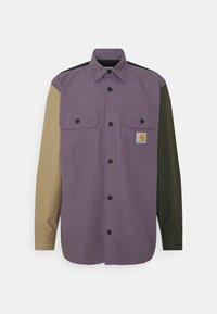 Carhartt WIP - COLUMBIA - Camisa - provence rinsed - 0