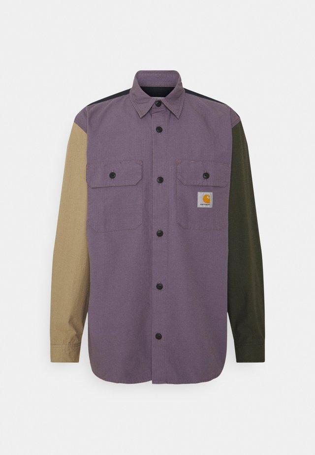 COLUMBIA - Shirt - provence rinsed