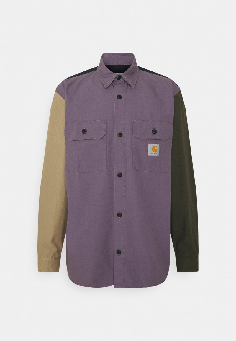 Carhartt WIP - COLUMBIA - Camisa - provence rinsed