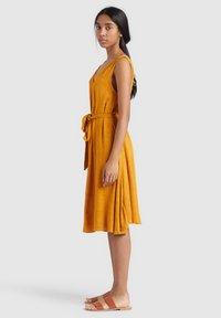 khujo - SPRING - Day dress - gelb - 3