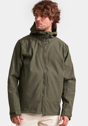 Outdoor jacket - fog green