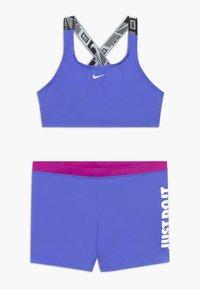 Nike Performance - CROSSBACK SPORT SET - Bikini - sapphire - 0