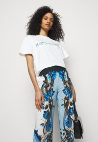 Alberta Ferretti - Print T-shirt - white - 3