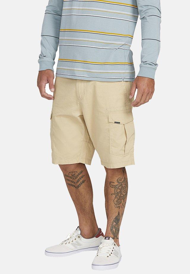 MITER II - Shorts - beige