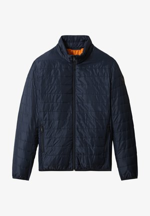 ACALMAR - Winter jacket - blu marine
