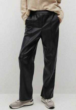 MA - Trousers - black