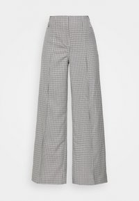Weekday - PETRA TROUSER - Trousers - dogtooth - 3