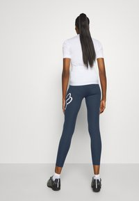 Fox Racing - ENDURATION LEGGING - Leggings - blue/white - 2