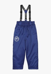 Minymo - SNOW PANT OXFORD SOLID - Skibroek - sodalite blue - 0
