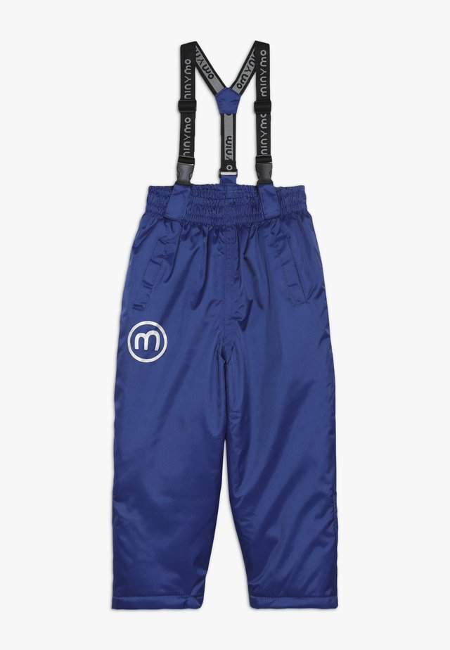 SNOW PANT OXFORD SOLID - Skibroek - sodalite blue