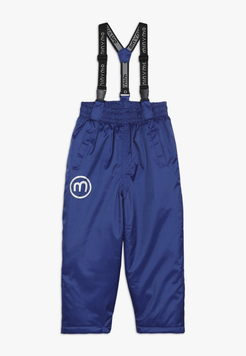Minymo - SNOW PANT OXFORD SOLID - Skibroek - sodalite blue