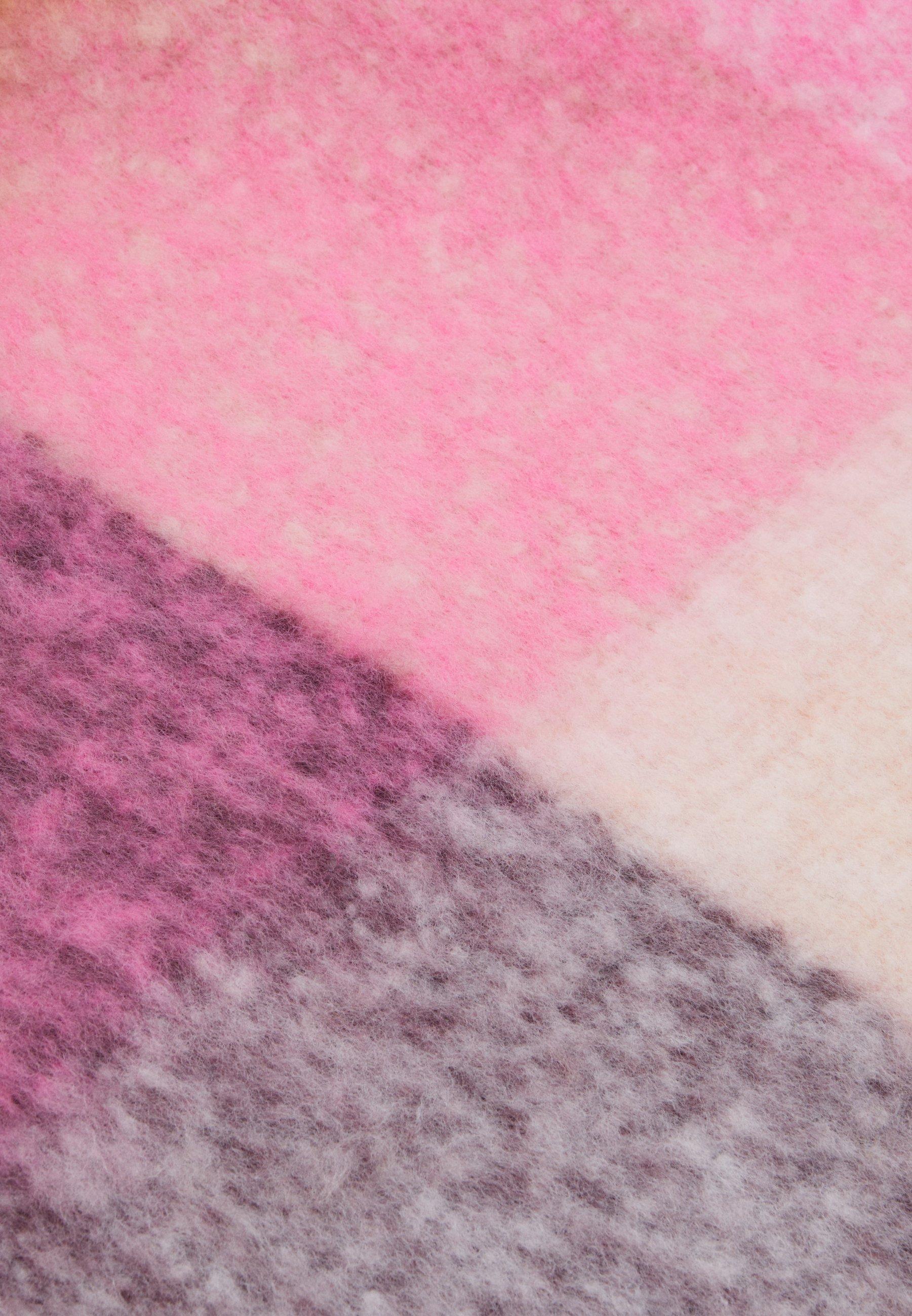 Lindex NATALIE SCARF - Sjal - light pink/rosa bEr65JE1Kel8Hgi