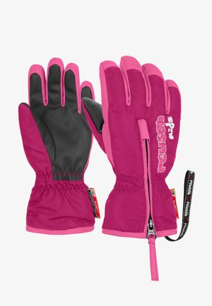 BEN - Gloves - fucsia purple/knock pink
