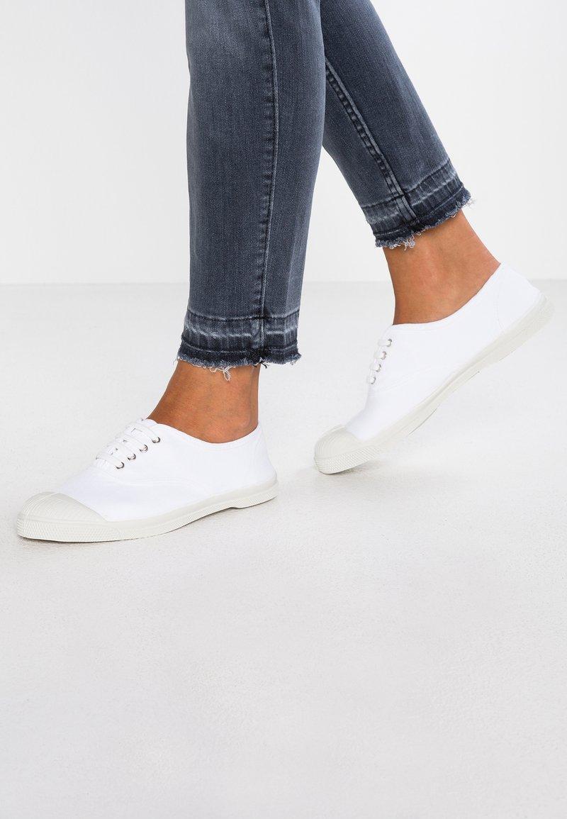 Bensimon - LACE - Baskets basses - white