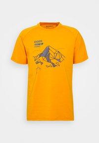 Mammut - MOUNTAIN MEN - Print T-shirt - dark radiant - 3
