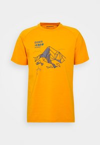 MOUNTAIN MEN - Print T-shirt - dark radiant