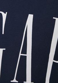 GAP - BOXY TEE - Print T-shirt - elysian blue - 2
