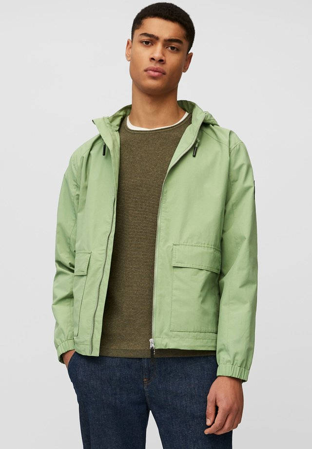 ZIPPED - Windbreaker - spring field