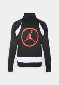 Jordan - Training jacket - black/white/chile red - 7