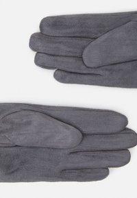 Marks & Spencer London - Gloves - charcoal - 1