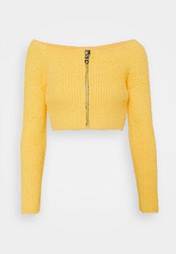 GLOWER - Jumper - yellow