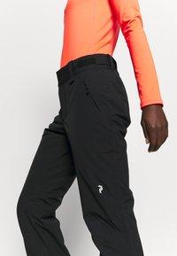 Peak Performance - ANIMA PANTS - Snow pants - black - 4