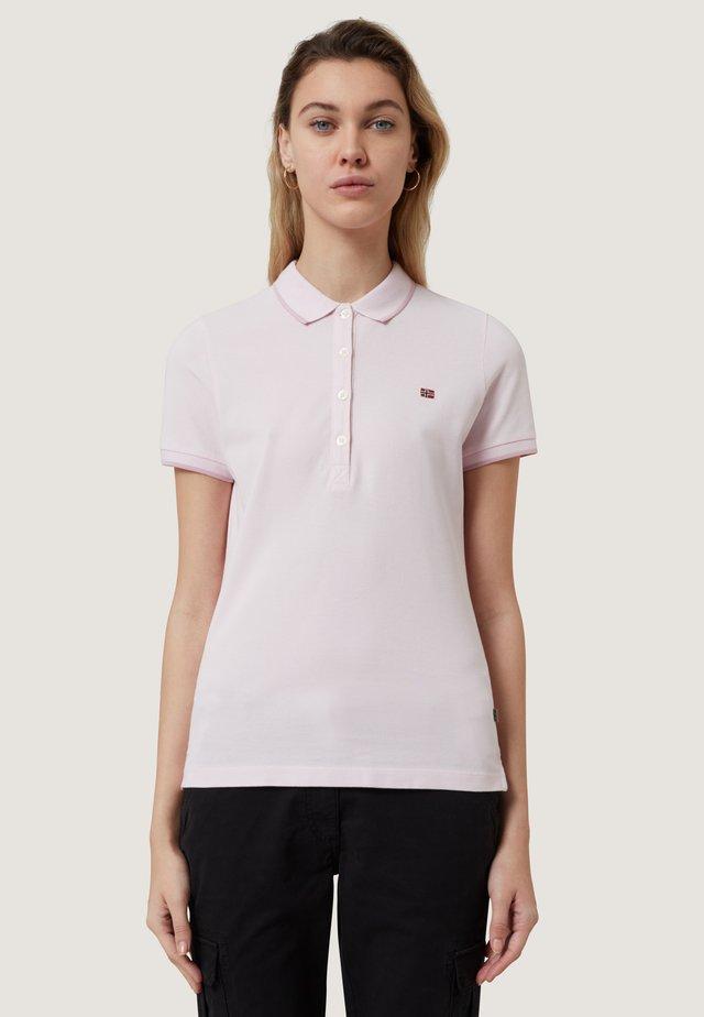 ELMA  - Polo shirt - petal pink