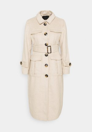 YASSAVITA COAT ICON - Classic coat - beige