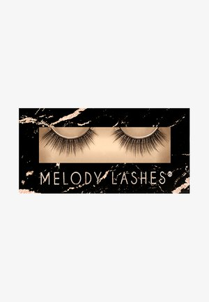 POPPY - False eyelashes - black