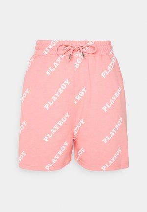 PLAYBOY BOYFRIEND - Shorts - pink