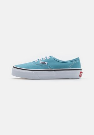 AUTHENTIC UNISEX - Sneakersy niskie - delphinium blue/true white