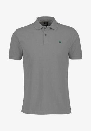 Polo shirt - smoky grey