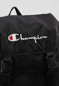 Champion Reverse Weave - BACKPACK - Reppu - black - 7