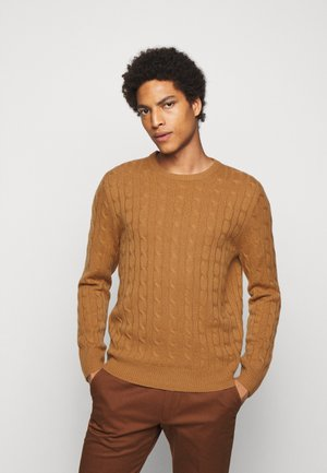 SWEATERS  - Jumper - burnished timber