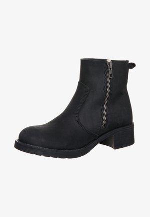 LOUISE - Kotníkové boty - black