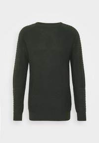 Brave Soul - TREVIS - Jumper - army green - 4