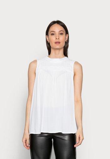 BLOUSES - Blouse - white
