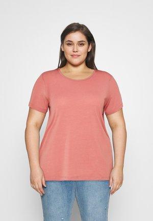 VMAVA  - T-shirt basic - old rose