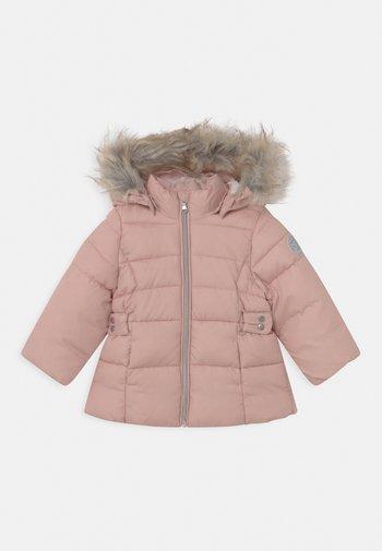 NMFMERETHE  - Winter jacket - sepia rose