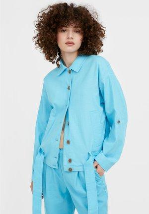Light jacket - turquois