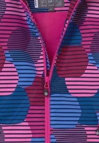 Color Kids - Snowboard jacket - beet red - 3