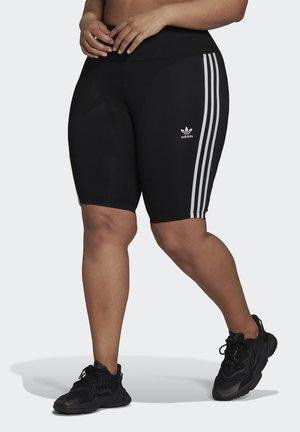 ORIGINALS ADICOLOR PRIMEBLUE SHORT LEGGINGS FITTED - Shorts - black
